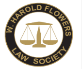 W. Harold Flowers Law Society